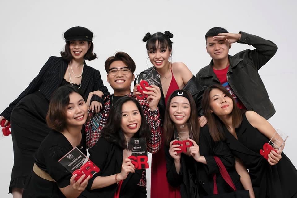 Hình ảnh học viên tại SR Fashion Business School